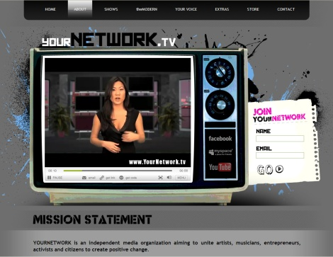 YourNetwork.tv - Find your own truth