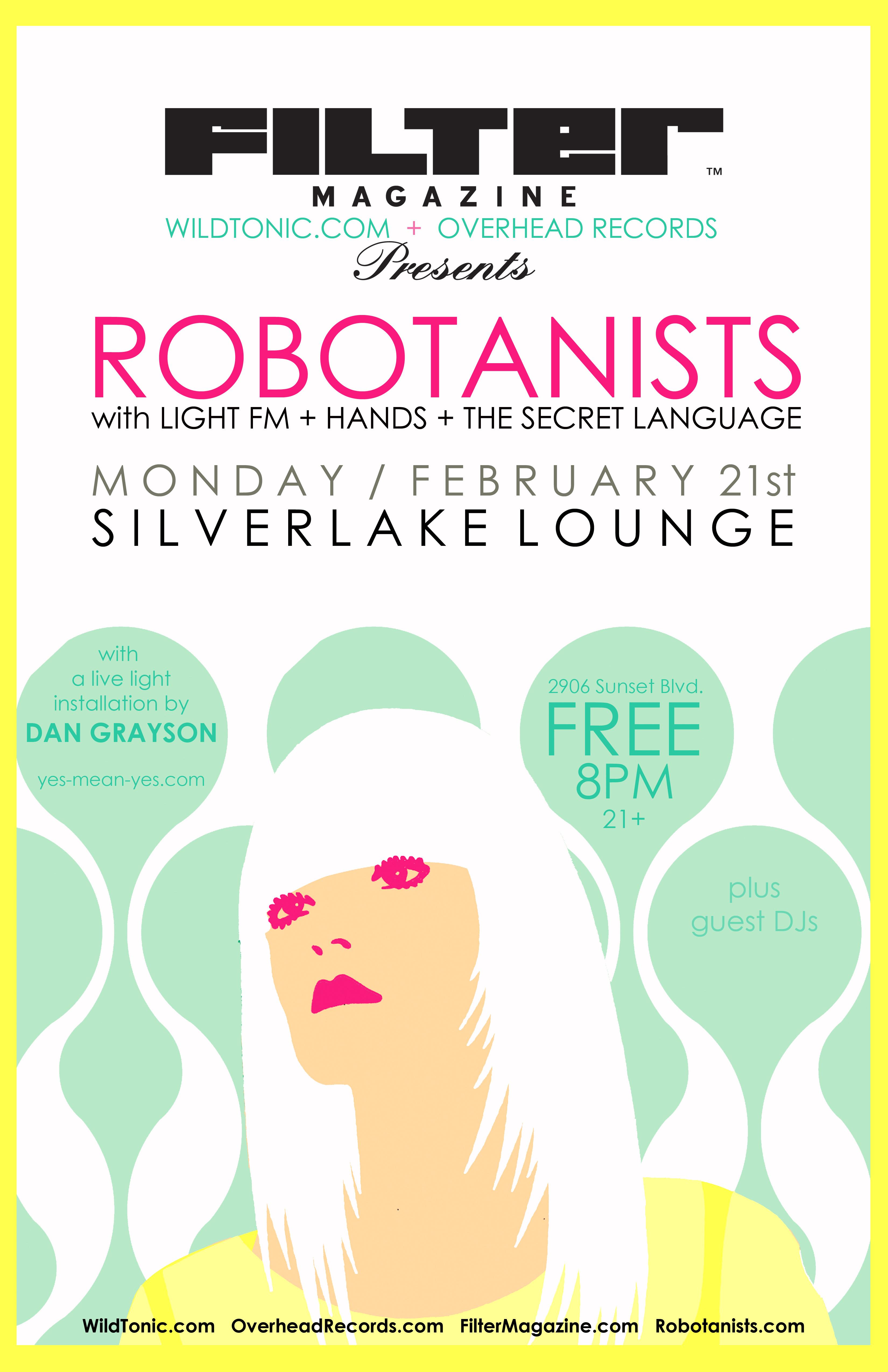 Robotanists covers new radiohead album in a day robotanists izmirmasajfo